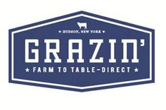 "Grazin' (Hudson, NY) is the 1st restaurant in the U.S. to be certified ""Animal Welfare Approved"" - everything served in the restaurant comes from family farms that raise livestock humanely outdoors & pasture feed the animals, and nearly everything comes from farms within an 11-mile radius."
