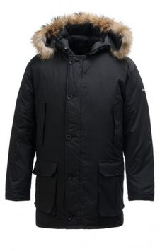Woolrich Outlet Uomo Nero E59237Q