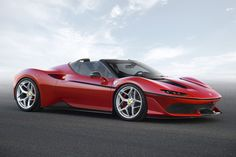 Ferrari J50: duveltje uit een doosje - Autonieuws | Autokopen.nl