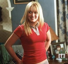 I got Lorraine Baker from <i>Cheaper by the Dozen</i>! Which Hilary Duff Character Are You?