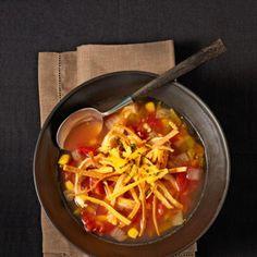 Chicken Tortilla Soup - Fitnessmagazine.com