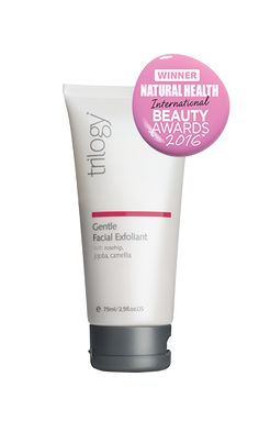 Smooth, polished and refined radiance with rosehip, jojoba, camellia.