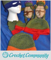 EDITOR'S CHOICE (09/23/2015) Turtles by Anginator View details here: http://crochet.community/creations/3702-turtles