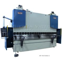 ITEM: 165 Ton x 13' 5-Axis CNC Hydraulic Press Brake,  MAKE: BAILEIGH®,  MODEL: BP-16513CNC-5, CALL 386-304-3720, VISIT http://sierravictor.com/index.php?dispatch=products.view&product_id=3662