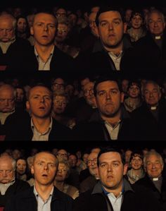 Possibly the most hilarious two minutes ever caught on film. Thank you, Hot Fuzz, for making me cry laughing every time.