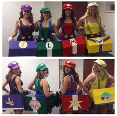 Mario Kart Halloween costume!