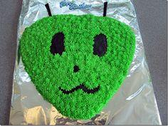 alien cake   space party @ us space & rocket ctr., huntsville al