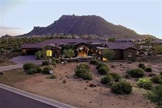 Gorgeous homes for sale can be found in Scottsdale, AZ #mountainview #realestate #propertyforsale
