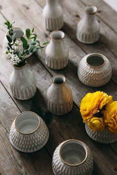Ceramic Bud Vase No. 1                                                                                                                                                                                 More