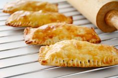 Handheld meat pies