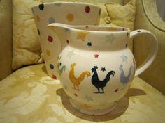 Emma Bridgewater Polka Studio Special 1.5 Pint Jug Pottery Cafe, Emma Bridgewater Pottery, Love You Dad, Polka Dots, My Favorite Things, Cath Kidston, Studio, Kitchens, Rice