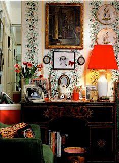 Black dresser, keith irvine