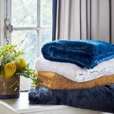 Hertex Fabrics, Fabric Suppliers, Fur Throw, Upholstery, Towel, Blanket, Interior Design, Linens, Winter