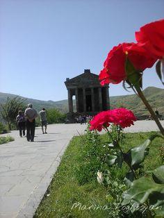 Garni Armenia, Homeland, Sidewalk, Side Walkway, Walkway, Pavement