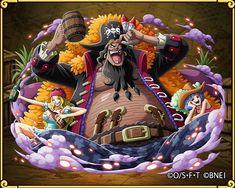 Marshall D Teach, Luffy Gear Fourth, Akuma No Mi, Pirate Island, One Piece Chapter, One Piece World, 0ne Piece, Monkey D Luffy, Kaiser