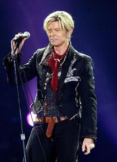 Celebrity Deaths in 2016 : David Bowie