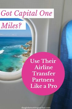 Do you have Capital One Miles? They are more than just a travel purchase eraser. Learn who their airline transfer partners are so you can redeem your Capital One miles for the best value. Travel Rewards, Travel Info, Free Travel, Travel Hacks, Small Business Credit Cards, Best Travel Credit Cards, Credit Card Cash Advance, Capital One Credit Card, Credit Card Points