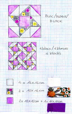 FRIENDSHIP STAR: TUTORIAL PATCHWORK.