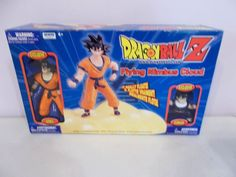 Dragonball Z By Irwin - Flying Nimbus Cloud With Exclusive Goku & Gohan (MISB) for sale online Goku And Gohan, Son Goku, Dragon Ball Image, Dragon Ball Z, Dbz Toys, Action Figures, Clouds, Baseball Cards, Ebay