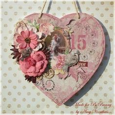 Amy's Pretty Papers: Madeleine Off The Page Project for ***BoBunny*** {social media post}