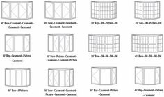 Types Of Windows Bay Vs Bow Comparrison Best Living Room