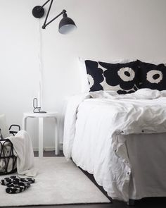 Takana, Marimekko, Dream Rooms, Apartments, Sweet Home, Bedroom, Inspiration, Furniture, Instagram