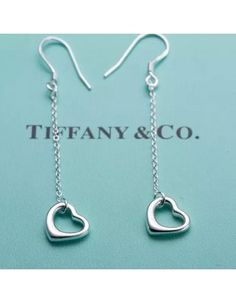Pin 452400725047780330 Tiffany Earrings Heart