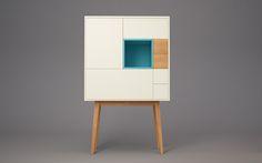 Attic Cabinet – Branco Design Studio Branco Design Studio