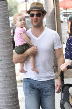 James Van Der Beek's cutest daddy moments