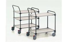 Buy Adjustable Shelf Trolleys Online - Storage Construction