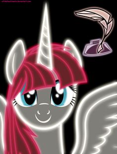 Neon Lauren Faust: the creator of mlp shes so cool Hasbro My Little Pony, Mlp My Little Pony, My Little Pony Friendship, Invitaciones My Little Pony, My Little Pony Wallpaper, Imagenes My Little Pony, Little Poni, My Little Pony Drawing, Mlp Fan Art