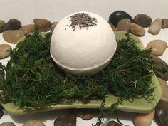 A personal favorite from my Etsy shop https://www.etsy.com/listing/555972529/luna-lavender-bath-bomb