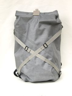Hope & Bond Solid Color Special  Another solid bag by Resistant from Japan.