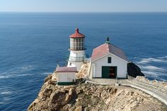 Point Reyes Lighthouse Northern California