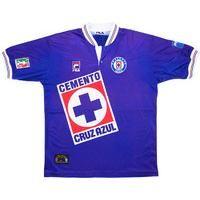 1997-98 Cruz Azul Home Shirt L
