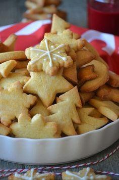 Mini Desserts, Christmas Desserts, Christmas Baking, Vegan Desserts, Galletas Cookies, Cupcake Cookies, Fig Recipes, Holiday Recipes, Madeleine Biscuit