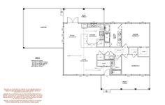 Small Cottage House Plans, Small Cottage Homes, Floor Plans, How To Plan, Small Cottage House, Floor Plan Drawing, House Floor Plans