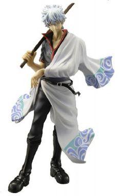 Brinquedo Action Figure Megahouse Gintama Sakata Gintoki G.E.M. PVC Figure #Brinquedo #Megahouse