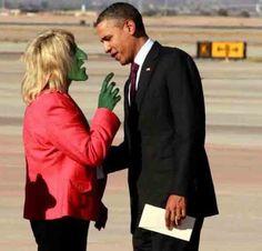 Barack Obama Encounters the REAL Jan Brewer in Arizona.....I STAND WITH ARIZONA..