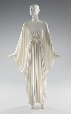 Evening dress Designer: George Peter Stavropoulos (American, born Greece, 1920–1990) Date: ca. 1972