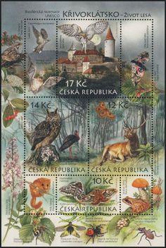Fauna a flora Křivoklátska