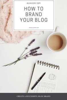 How To Brand Your Blog Building A Personal Brand, Brand Building, Branding Your Business, Personal Branding, Sell On Etsy, Brand You, Blogging, Finding Yourself, Colours