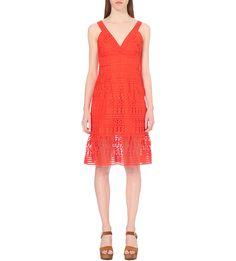 DIANE VON FURSTENBERG Tiana lace dress