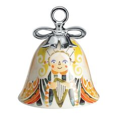 Alessi Holy Family Christmas Bell, Angel -- Awesome products selected by Anna Churchill