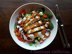 Smoked Paprika Chicken Salad