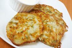 Frittelle di patate e cipolle - Fidelity Cucina