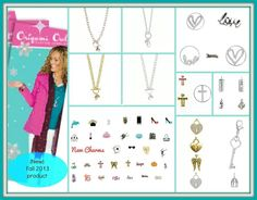 Origami Owl    New fall line, charms, window plates and chains