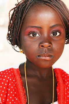 #Child of the world#GAMBIA