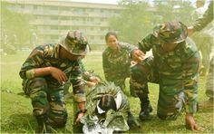 Malaysian, U. Army Medic, Combat Medic, Armed Forces, Medical, Training, Exercise, In This Moment, World, Special Forces