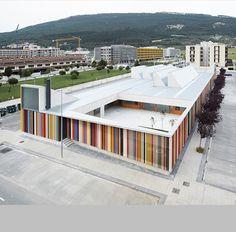 Larraz, Beguiristain & Bergera: nursery school in Berriozar (Navarre) - Arquitectura Viva · Architecture magazines